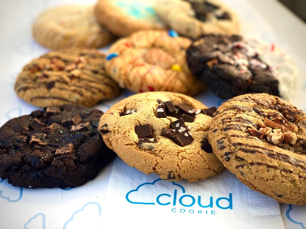 Food from Cloud Cookie