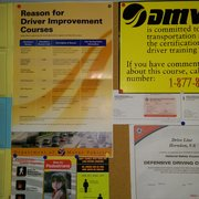 Giving Certificate To Photo Of Drive Line Sterling Va United States School Notice Board With