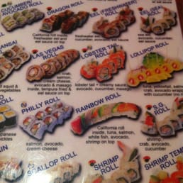 Photo Of Sushi Garden   Tucson, AZ, United States. Rolls And Rolls For