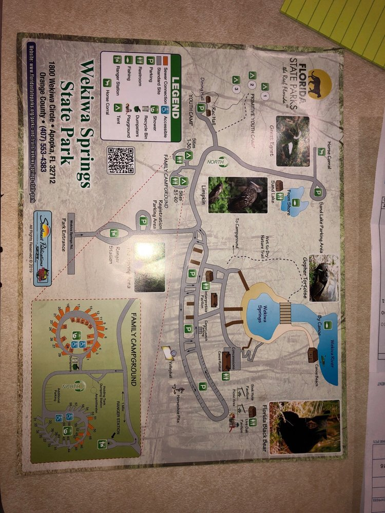 Wekiva Springs State Park: 1800 Wekiwa Cir, Apopka, FL