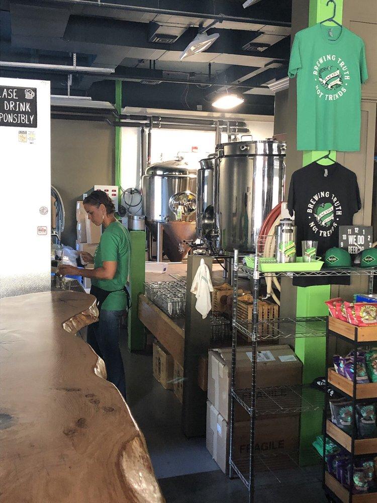 Bacova Beer Company: 2814 Main St, Hot Springs, VA