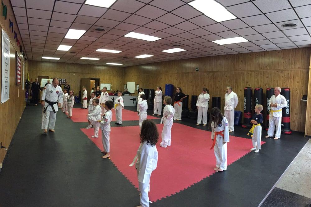 Blue Ridge Martial Arts Academy: 108 N Bridge St, Bedford, VA