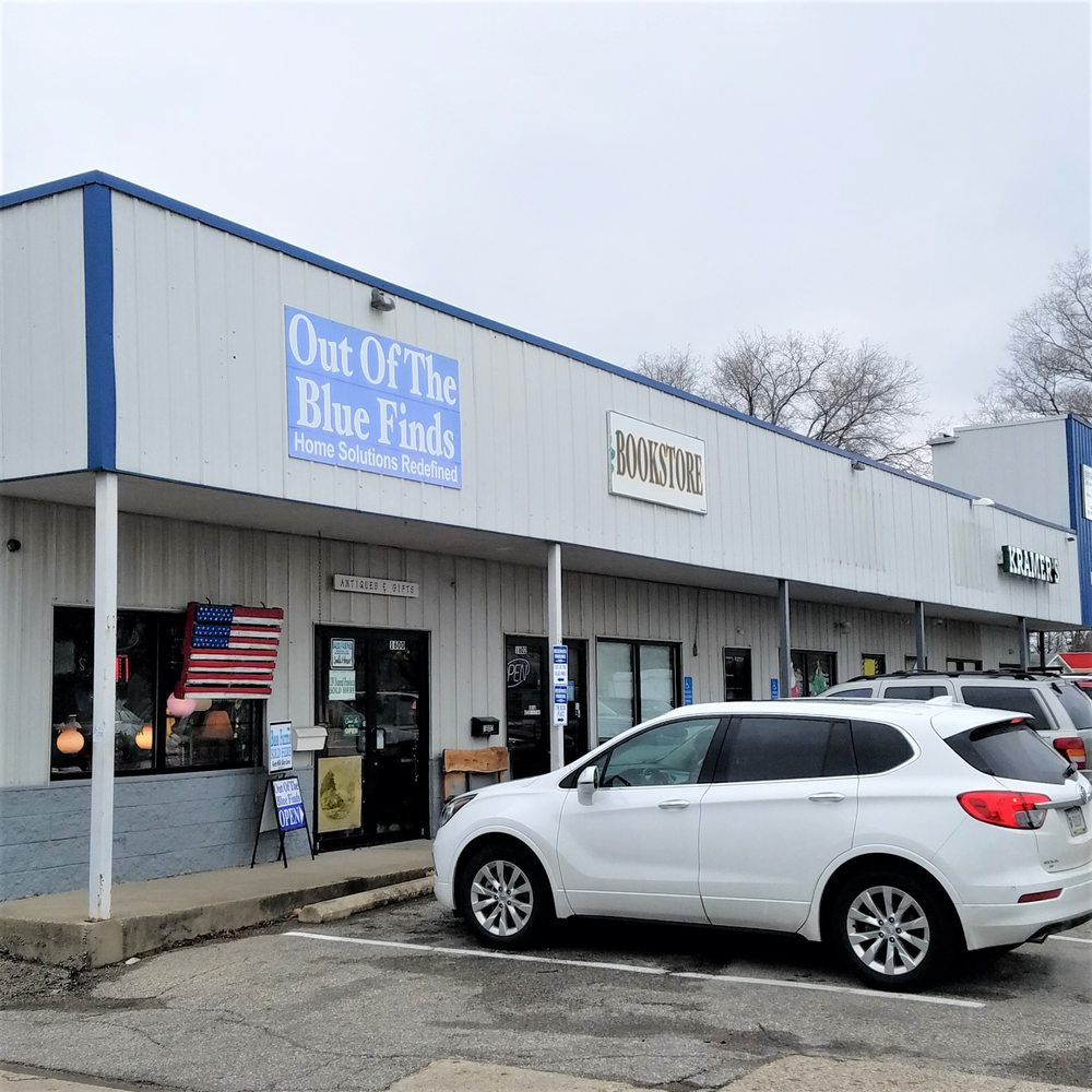 OUT OF THE BLUE FINDS: 1600 Central Ave, COLUMBUS, IN
