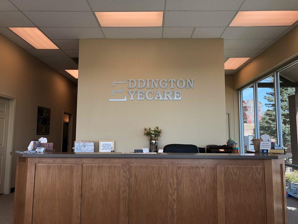 Eddington Eyecare: 6130 Barnes Rd, Colorado Springs, CO
