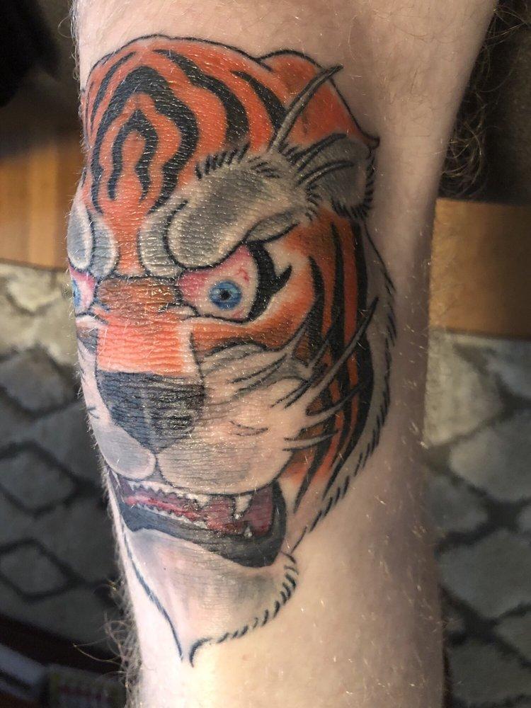 Tiki Tattoo: 1064 Main St, Millis, MA
