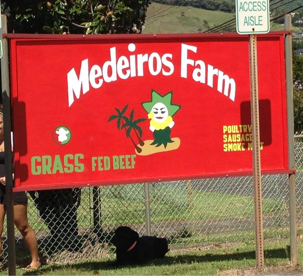 Medeiros Farms: 4365 Papalina Rd, Kalaheo, HI