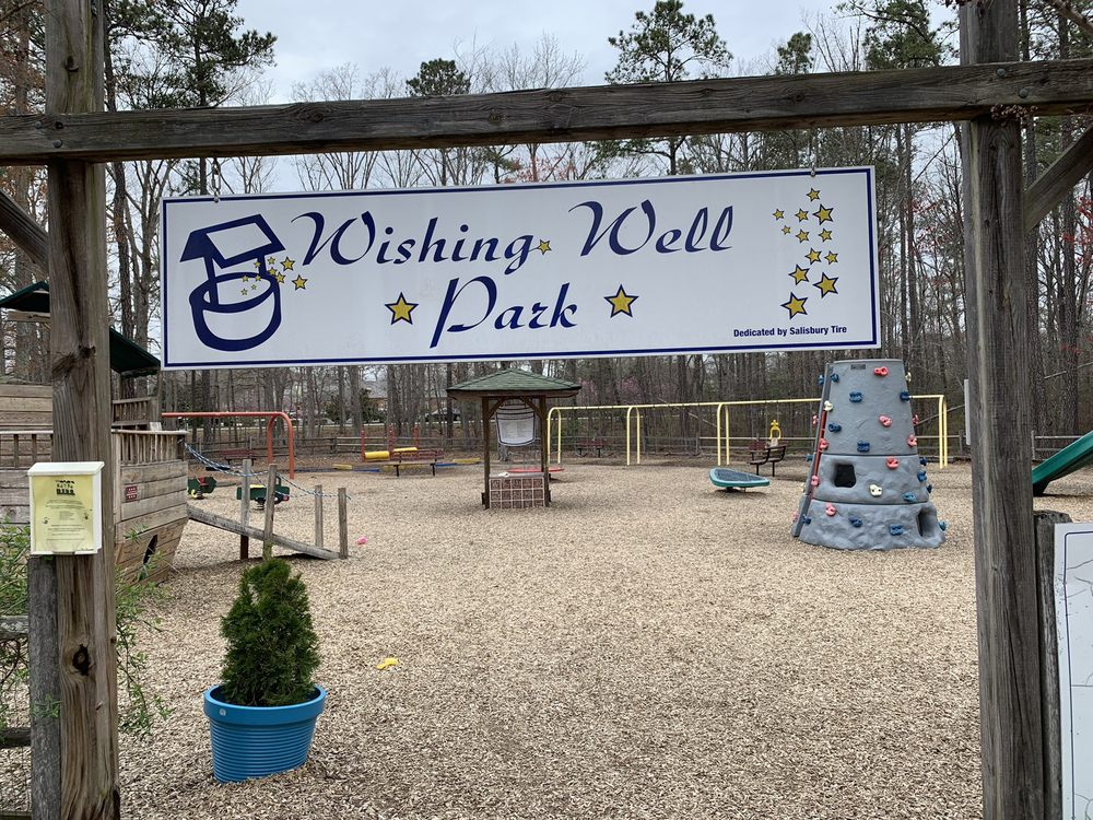 Wishing Well Park: 2341 Winterfield Rd, Midlothian, VA