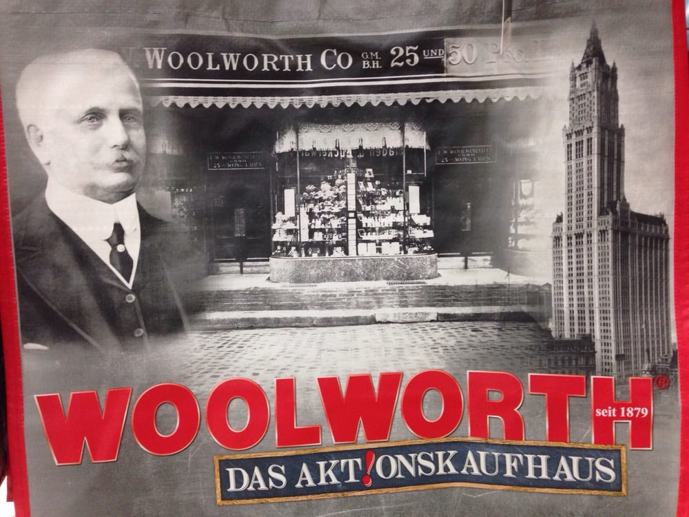 Ring Check Woolworth