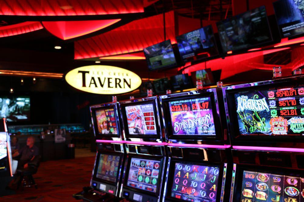 Cherokee Casino & Hotel Roland: 109 Cherokee Blvd, Roland, OK