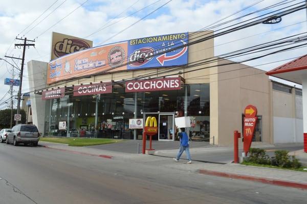 Muebles Dico - CLOSED - Furniture Stores - Blvd. Salinas #12960, La ...