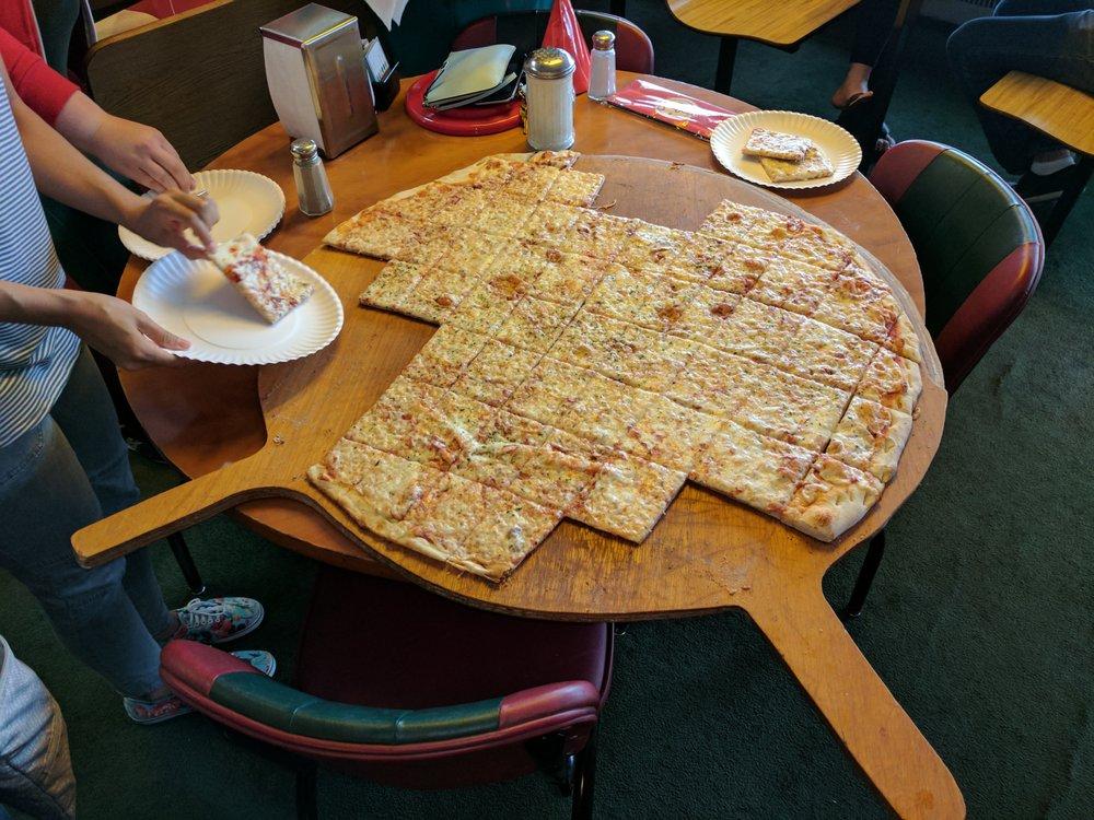 Rossi's Pizza: 4503 Monona Dr, Monona, WI