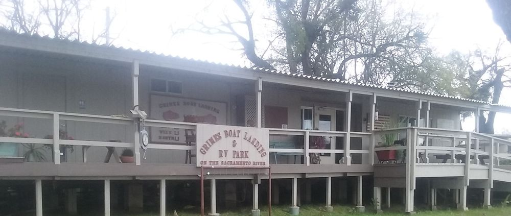 Grimes Boat Landing and RV Park: 1658 Hwy 45, Grimes, CA