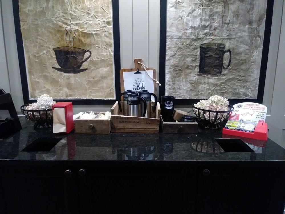 Emma's Coffee House: 123 N Port Crescent, Bad Axe, MI