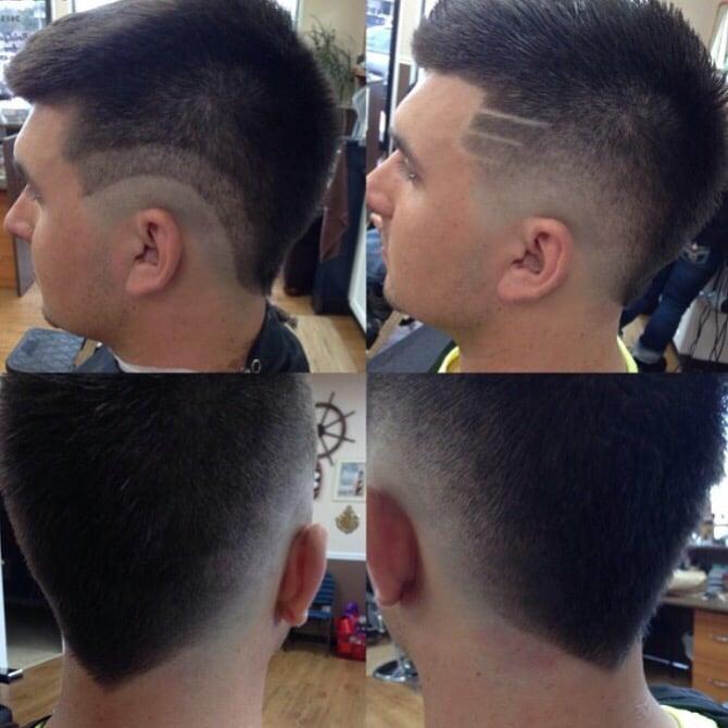 Jr's Barbershop: 234 Hawthorne Ave, Point Pleasant Beach, NJ