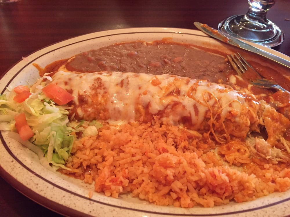 Karina's Mexican Restaurant: 1170 W Main St, Whitewater, WI
