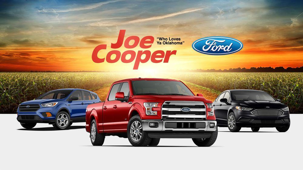 Joe Cooper Ford >> Joe Cooper Ford Yukon 1780 Garth Brooks Blvd Yukon Ok