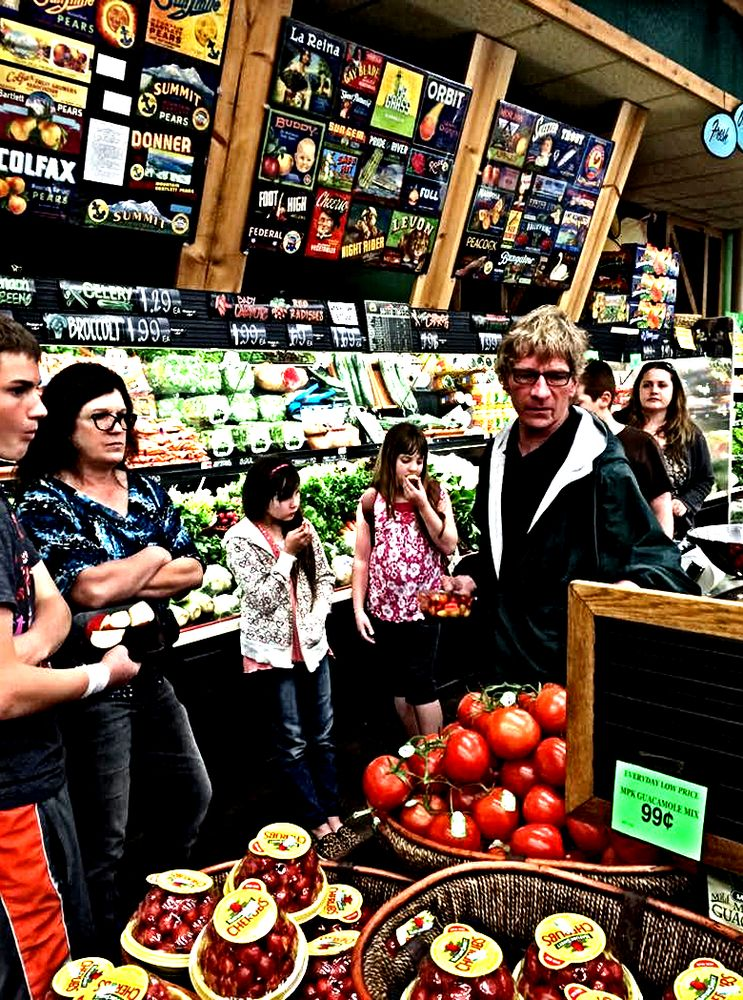Mar-Val Food Stores: 575 S Auburn St, Colfax, CA