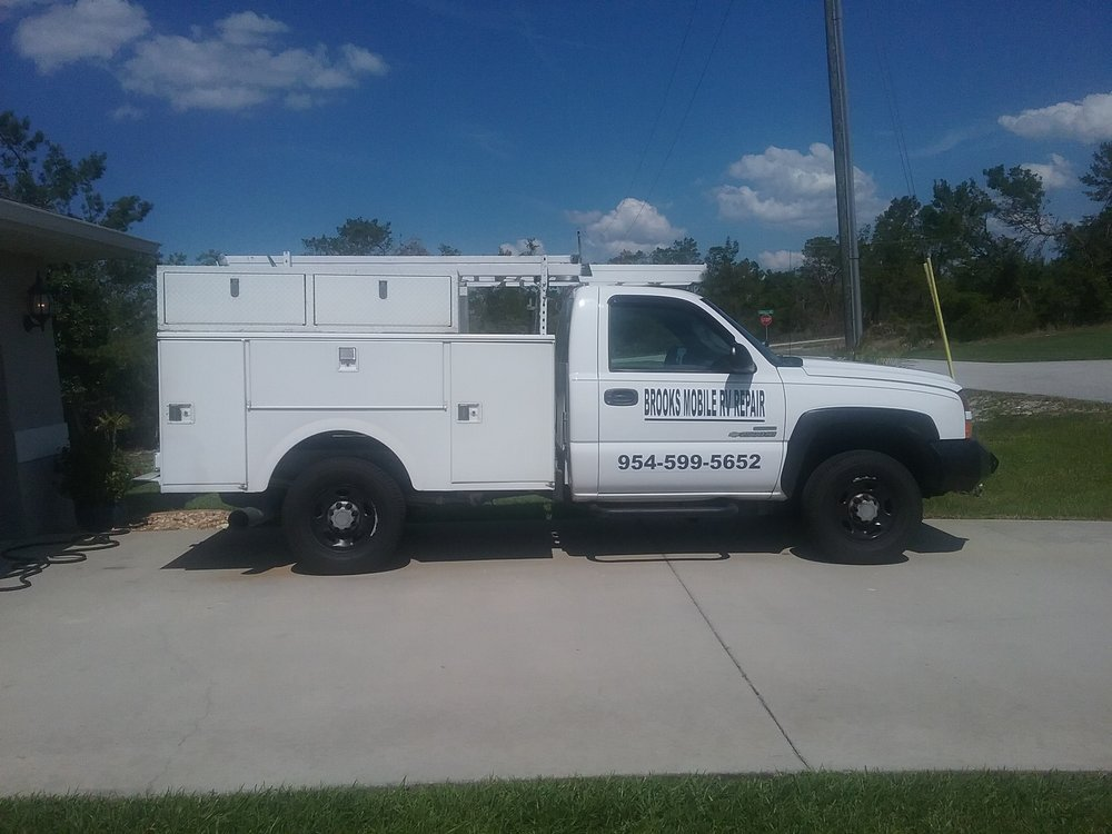 Brooks Mobile RV Repair: Lake Placid, FL