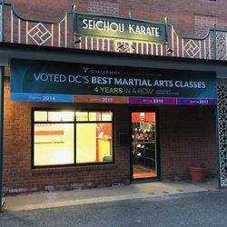 Seichou Karate Dojo - 7914 Fort Hunt Rd, Fort Hunt, VA