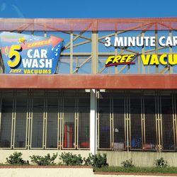 Super Car Wash El Cajon