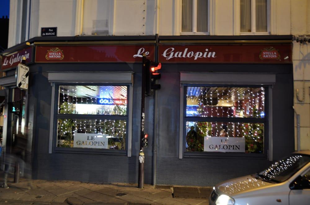 latest le galopin bars rue lon gambetta wazemmes lille. Black Bedroom Furniture Sets. Home Design Ideas