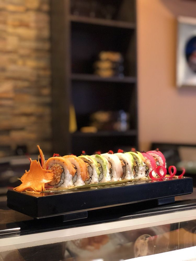 Ninja Thai and Sushi Bar: 13550 Reflections Pkwy, Fort Myers, FL