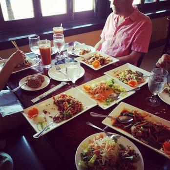 Thai Laos Kitchen Restaurant Menu