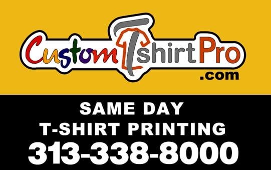 Custom T-Shirt Pro: 6621 Allen Rd, Allen Park, MI