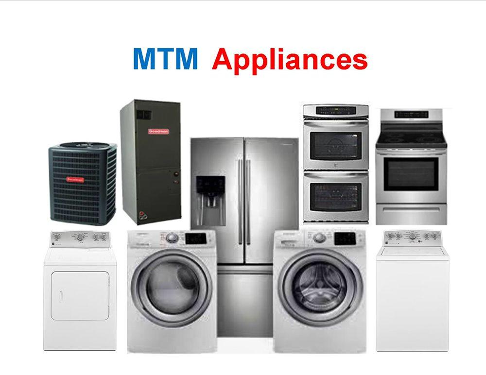 MTM Appliances: Riverside, CA