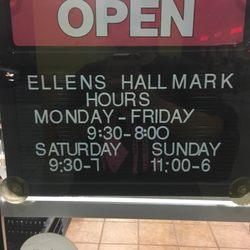 Ellens Hallmark Shop