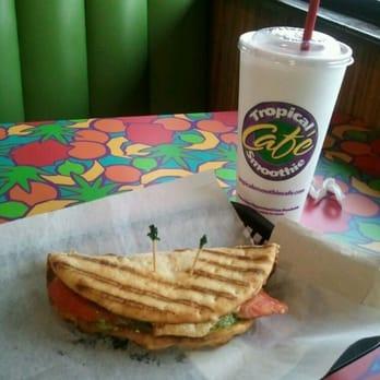 Tropical Smoothie Cafe Menu Mobile Al