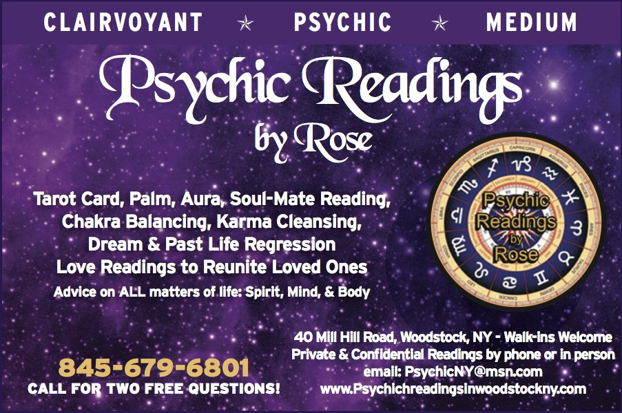 Photo of Psychic Readings By Rose: Woodstock, NY