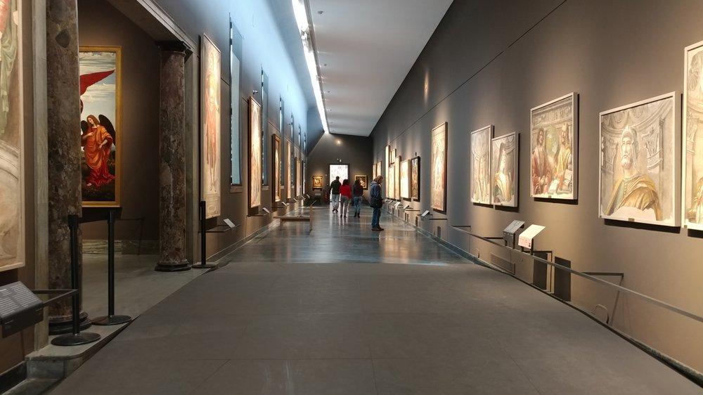 Centro Mobili Design Caravaggio.Pinacoteca Di Brera 148 Photos 31 Reviews Museums Via Brera