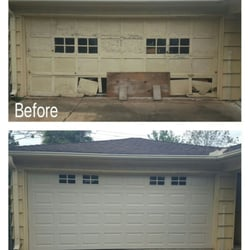 Photo Of Garage Door Doctor   Katy, TX, United States. What Difference A