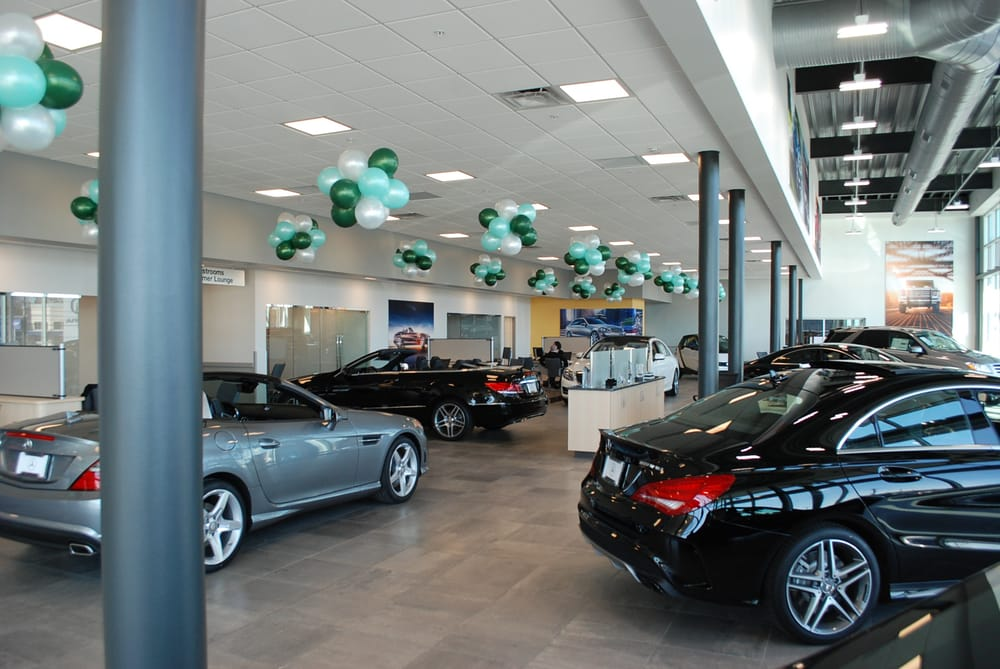 Mercedes-Benz of Bedford: 18122 Rockside Rd, Bedford, OH