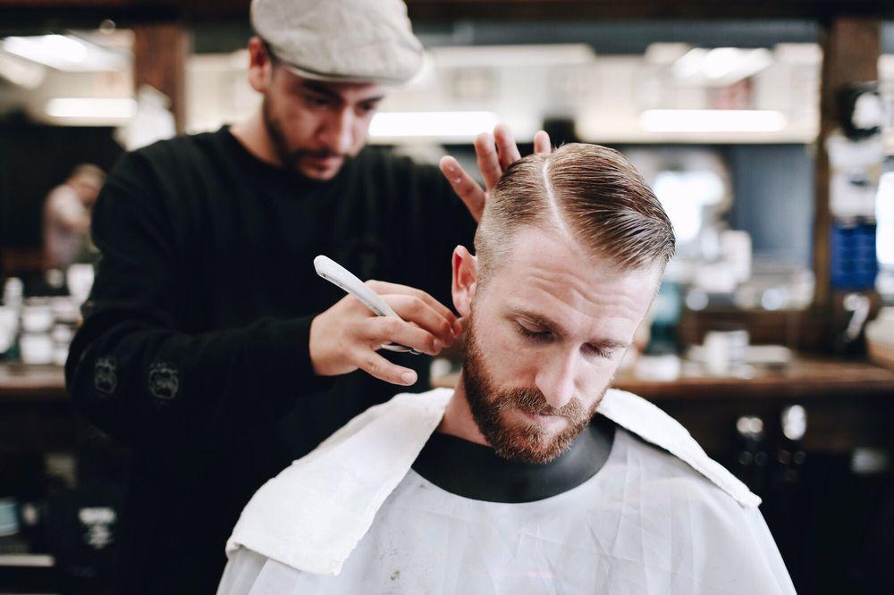 Razorbacks Barber Shop 98 Photos 369 Reviews Barbers 3400 E