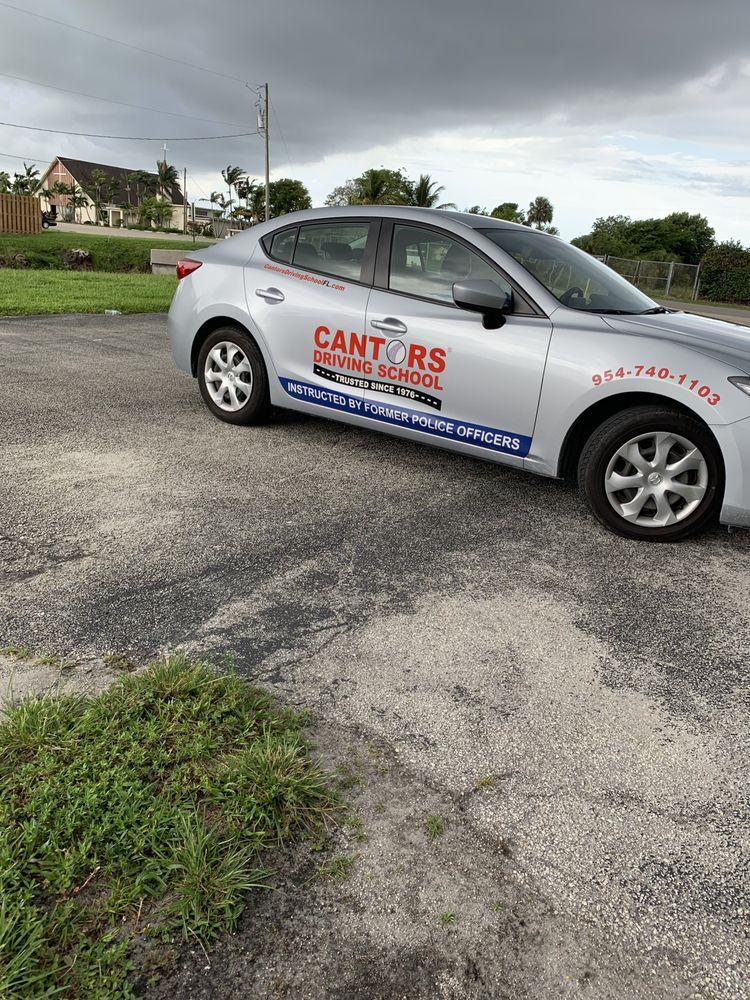 Cantor's Driving School: 3576 Lantana Rd, Atlantis, FL
