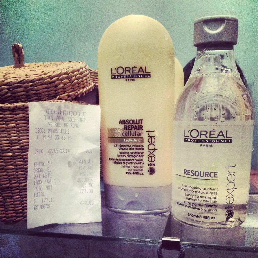 Tout pour la Coiffure - Cosmetics & Beauty Supply - 93 rue de Rome ...