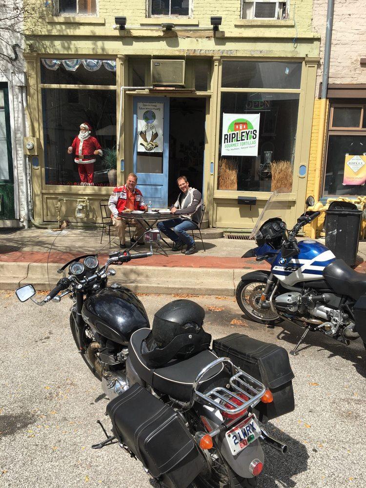 Ripley's Gourmet Tortillas: 6 Main St, Ripley, OH