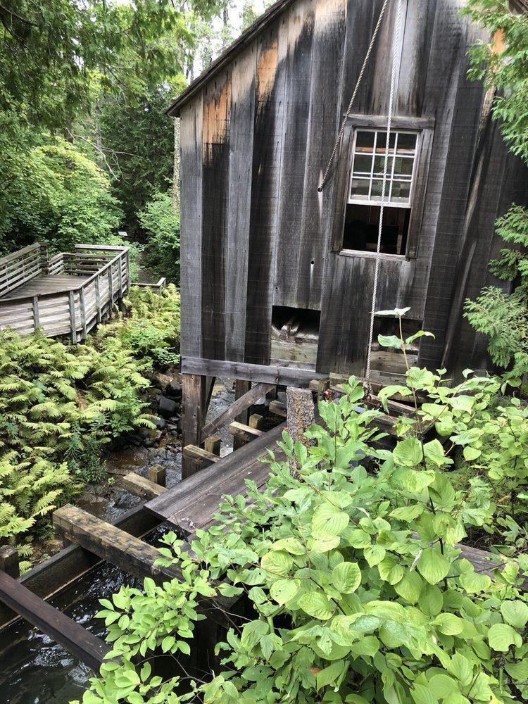 Historic Mill Creek Discovery Park: 9001 W US Hwy 23, Mackinaw City, MI