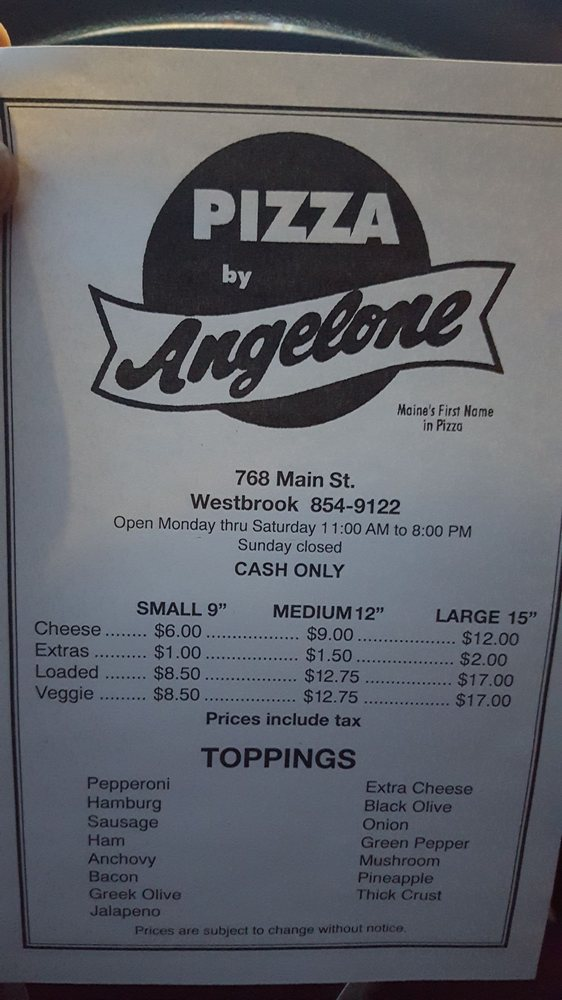Angelone's West