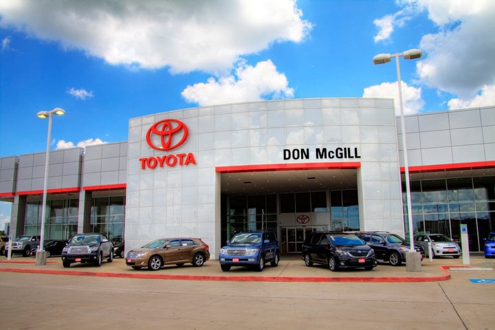 Don McGill Toyota   49 Photos U0026 269 Reviews   Car Dealers   11800 Katy Fwy,  Energy Corridor, Houston, TX   Phone Number   Yelp