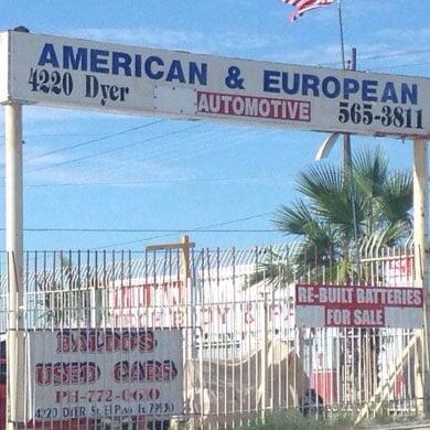 American european automotive remolques y gr as 4220 - La hora en el paso texas ...
