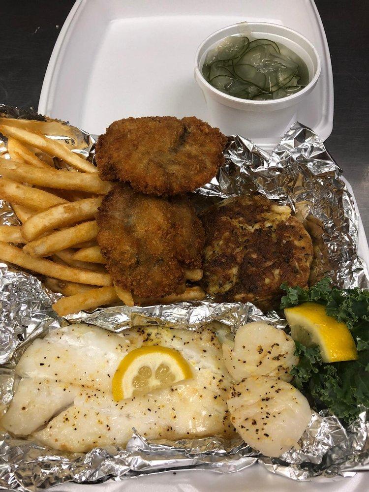 Waterman's Pride Seafood: 7692 Belair Rd, Baltimore, MD