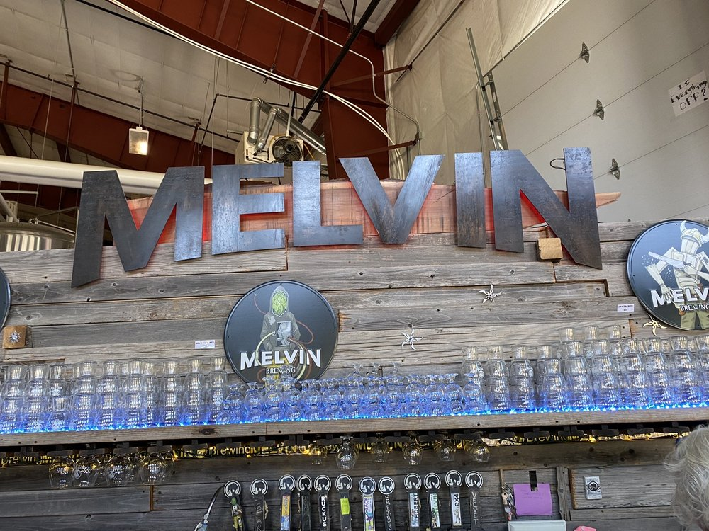 Melvin Brewing: 624 County Rd 101, Alpine, WY