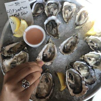 Photo Of Coastal Kitchen   Seattle, WA, United States. Oysters!