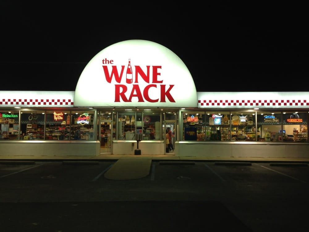 The Wine Rack: 100 W Cedar Ln, Fruitland, MD