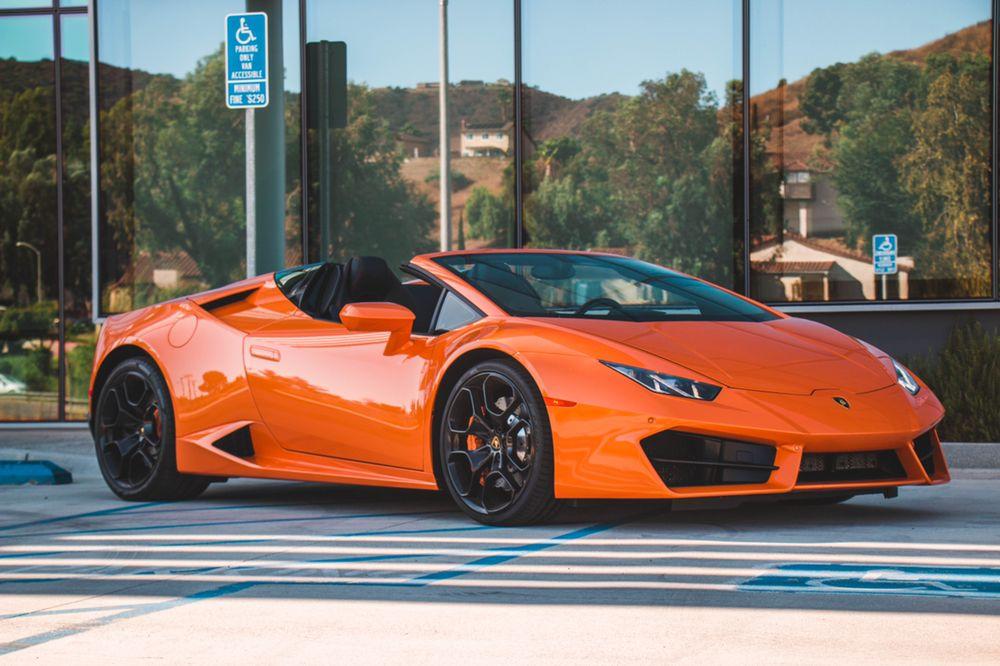 San Diego Exotic Car Rentals: 5749 Dolphin Pl, San Diego, CA