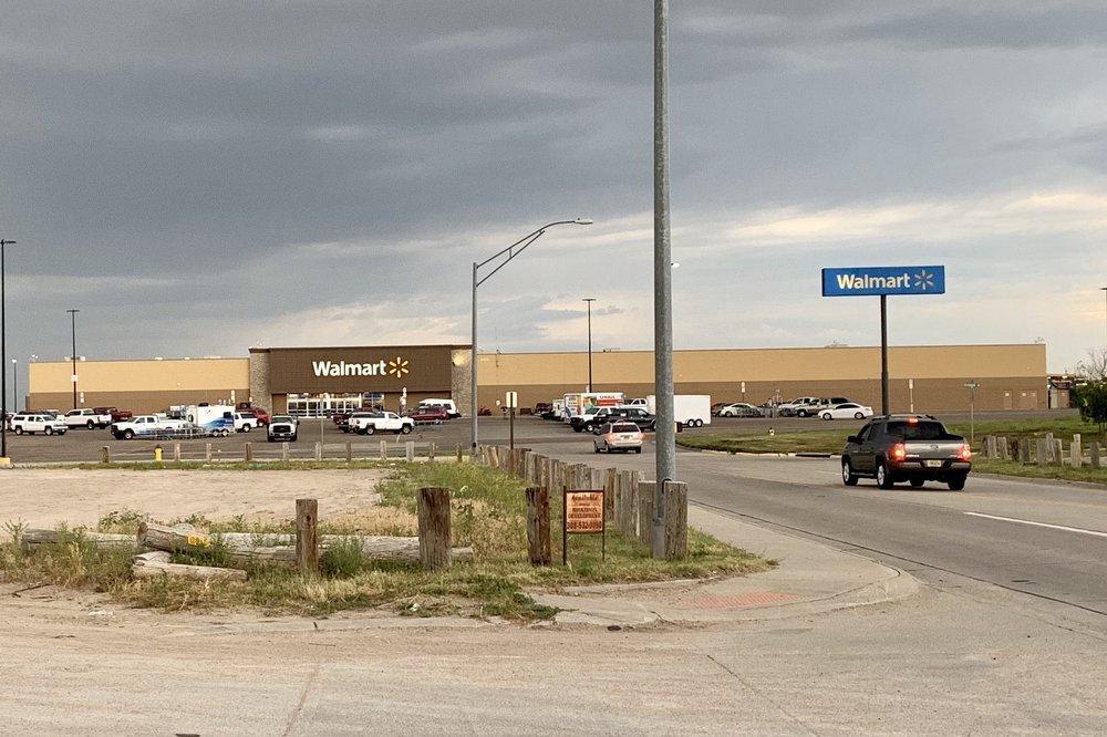 Walmart Supercenter: 3001 Silverberg Dr, Sidney, NE