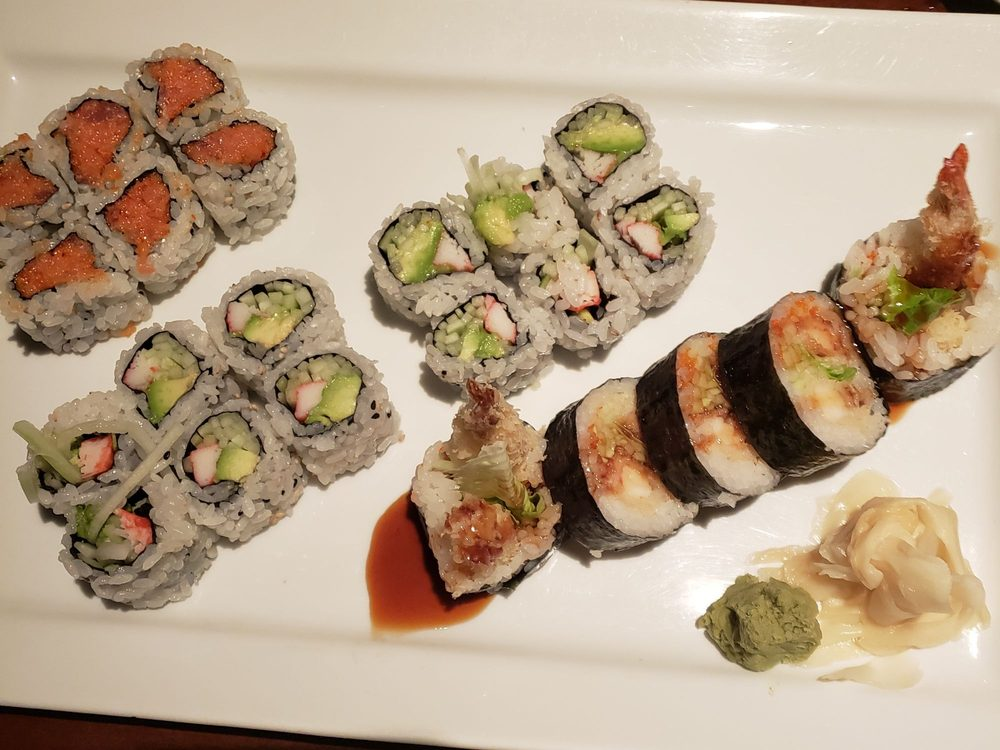 Mikado Japanese Cuisine: 2320 Marlton Pike W, Cherry Hill, NJ
